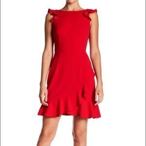Donna Morgan red dress